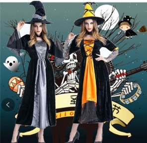 Halloween Horror Witch Role PlayApparel<br>Halloween Horror Witch Role Play<br>