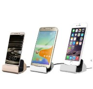Apple Mobile Phone Charger Cradle Station with Stand