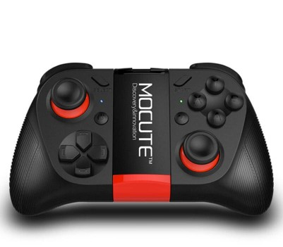 MOCUTE 050 Bluetooth Gamepad Wireless Game Joystick Controller for iPhone Andriod Tablet PCMOCUTE 050 Bluetooth Gamepad Wireless Game Joystick Controller for iPhone Andriod Tablet PC<br>