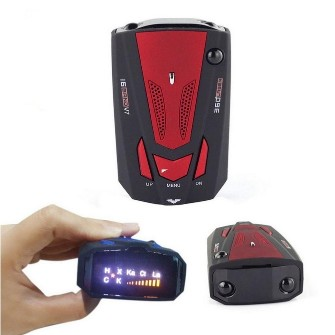 Radar Detector for cars Voice Alert and Car Speed Alarm System with 360 Degree Detection support English and Russian LanguageRadar Detector for cars Voice Alert and Car Speed Alarm System with 360 Degree Detection support English and Russian Language<br>