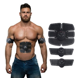 Abdominal Muscle Toning Exercise Belt EMS Abdominal /Arm/Leg/ Trainer Fitness Equipment For Home Office Workout Sport Outdoor Support Men&amp;WomenAbdominal Muscle Toning Exercise Belt EMS Abdominal /Arm/Leg/ Trainer Fitness Equipment For Home Office Workout Sport Outdoor Support Men&amp;Women<br>