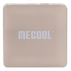 MECOOL HM8 Amlogic S905X KODI 4K TV BOX Android 6.0 Marshmallow 1GB/8GB WIFI LANMECOOL HM8 Amlogic S905X KODI 4K TV BOX Android 6.0 Marshmallow 1GB/8GB WIFI LAN<br>