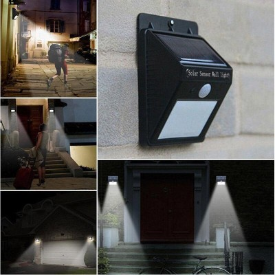 20 LED Solar Lights Outdoor,Waterproof Solar Powered Motion Sensor Light Wireless Security Lights Outside Wall Lamp 5000K for Driveway Patio Garden Path20 LED Solar Lights Outdoor,Waterproof Solar Powered Motion Sensor Light Wireless Security Lights Outside Wall Lamp 5000K for Driveway Patio Garden Path<br>