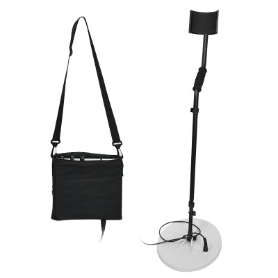 Water Resistant Metal Detector Nugget G600 with 9.5 Inch Detection PlateWater Resistant Metal Detector Nugget G600 with 9.5 Inch Detection Plate<br>