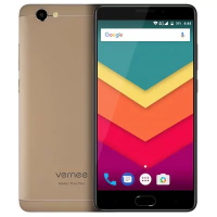 Vernee Thor Plus 3GB RAM 32 GB ROM 5.5 inch Android 7.0 Smart Phone support 6200mAh Battery 13.0MP Rear CameraVernee Thor Plus 3GB RAM 32 GB ROM 5.5 inch Android 7.0 Smart Phone support 6200mAh Battery 13.0MP Rear Camera<br>