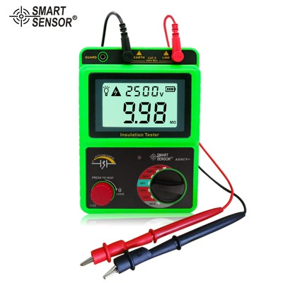 Xima AS907F Insulation Resistance TesterXima AS907F Insulation Resistance Tester<br>
