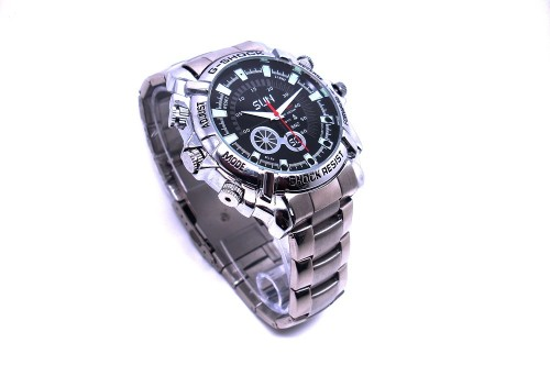 A2 High Quality Waterproof Camera Watch With Night VisionA2 High Quality Waterproof Camera Watch With Night Vision<br>