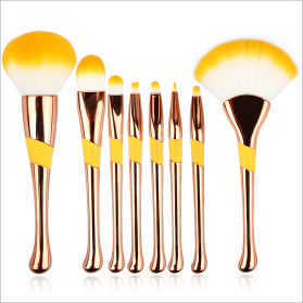 8pcs set Makeup Brush Kit Powder Foundation Concealer Eyeshadow Brushes Beauty Tool8pcs set Makeup Brush Kit Powder Foundation Concealer Eyeshadow Brushes Beauty Tool<br>