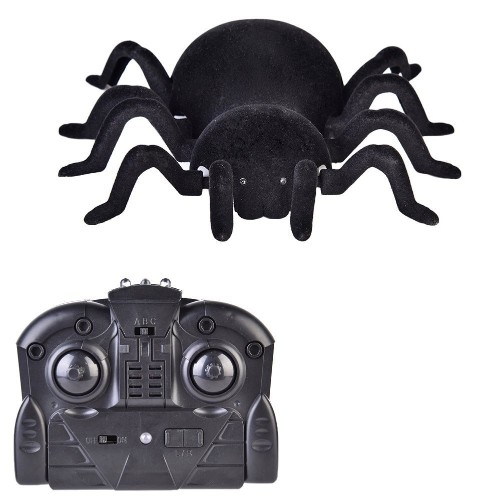Mini Infared Remote Control USB Rechargeable Monster Wall Climbing SpiderMini Infared Remote Control USB Rechargeable Monster Wall Climbing Spider<br>