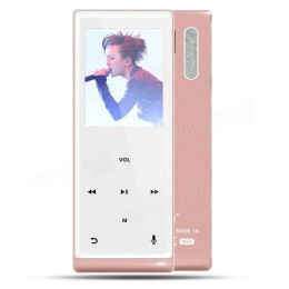 Mahdi M290 Bluetooth MP3 HIFI Lossless Music Player Metal 8GB Support TF Card Tape Record Video Touch ScreenMahdi M290 Bluetooth MP3 HIFI Lossless Music Player Metal 8GB Support TF Card Tape Record Video Touch Screen<br>