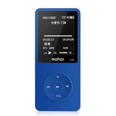 MAHDI M280 MP3 Music Player MP4 Video Reorder 8GBMAHDI M280 MP3 Music Player MP4 Video Reorder 8GB<br>