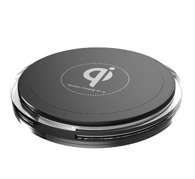 Qi Enabled Wireless ChargerQi Enabled Wireless Charger<br>