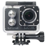 Original SJCAM SJ7 STAR WiFi Action Camera 4K with 2.0 inch Touch Screen 166 Degree FOV 12MP Motion DetectionOriginal SJCAM SJ7 STAR WiFi Action Camera 4K with 2.0 inch Touch Screen 166 Degree FOV 12MP Motion Detection<br>
