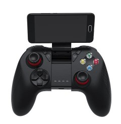 VR SHINECON SC-B04 2.4G Wireless Bluetooth Gamepad Game Remote Controller for Android iOS PC VRVR SHINECON SC-B04 2.4G Wireless Bluetooth Gamepad Game Remote Controller for Android iOS PC VR<br>