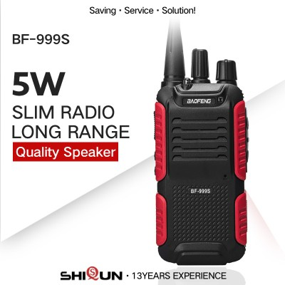 BAOFENG BF-999S Single Band Two Way Radio Interphone Walkie TalkieBAOFENG BF-999S Single Band Two Way Radio Interphone Walkie Talkie<br>