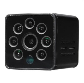 IDV013A Mini Camera Wireless WiFi Night Vision Motion Detection IP Micro Webcam for SmartphoneIDV013A Mini Camera Wireless WiFi Night Vision Motion Detection IP Micro Webcam for Smartphone<br>