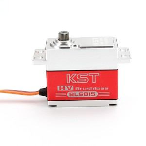 KST BLS815 20KG Large Torque Metal Gear Servo for 550-700 Class Helicopter CyclicKST BLS815 20KG Large Torque Metal Gear Servo for 550-700 Class Helicopter Cyclic<br>