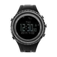 SunRoad FR803 Outdoor Digital Smart Men Sports Watch-5TM Waterproof Outdoor Altimeter Compass EL Backlight Pedometer Watches Man for Android 4.0 and Apple iOS 7.0SunRoad FR803 Outdoor Digital Smart Men Sports Watch-5TM Waterproof Outdoor Altimeter Compass EL Backlight Pedometer Watches Man for Android 4.0 and Apple iOS 7.0<br>