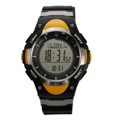 SunRoad FR828A Sports Altimeter Watch with Digital Fishing Barometer Thermometer Weather ForecastSunRoad FR828A Sports Altimeter Watch with Digital Fishing Barometer Thermometer Weather Forecast<br>