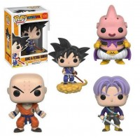 Brand New Dragon Ball Goku Marjin Buu Krillin Trunks Figure Toy 3.9Brand New Dragon Ball Goku Marjin Buu Krillin Trunks Figure Toy 3.9<br>