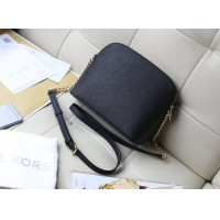 The new cross pattern PU leather women Bag shell bag chain shoulder Bag Messenger small shells 225 # packet