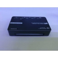 USB3.0 card reader multi letter card reader for SD MS XD TF CF high speed one button
