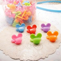 Baby Girls Hair Claw Clamp HairClip Hair Pin Plastic clips