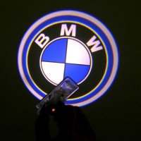 LED Car Door Laser Welcome Lights for BMW