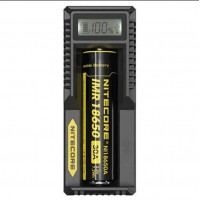 2015 Newest Original Nitecore UM10 Charger Digicharger LCD Display Battery Charger Universal USB Output For Cell Phone Charging