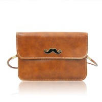 new style popular moustache hand bag