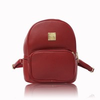 2016 double colours casual backpack