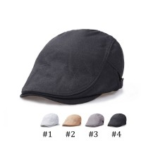 Adult Solid free Ivy Caps Golf Caps for New Boy Driving Cabbie Newsboy Flat Cap Hat