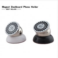 Mini Car Phone Holder Magnet Dashboard Phone Holder For Iphone Accessories GPS Car Mount For Samsung Magnetic Phone Holder