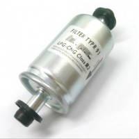 LPG/CNG Gas Filter for auto gas injection system conversion on vehicle