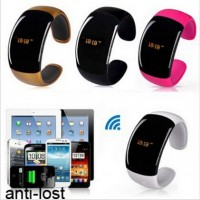 BT988 Wireless Bluetooth 3.0 Wristband Android IOS Bracelet Pedometer for iPhone 5 6 Plus Samsung S6 Note HTC Digital Smartwatch