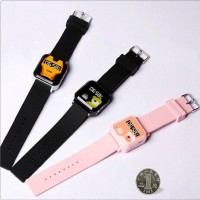 Free Shipping 006 Children Kids Boy Girl GPS GSM GPRS Tracker Device Watch Double Locate Remote Monitor SOS Function