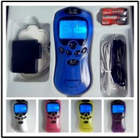4Pad Tens Digital Therapy Machine Full Body Massager Acupuncture Slim Charger