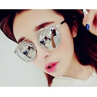 2015 new fashion sunglasses women and men sunglasses vintage round glasses women anti-uv 400 goggle sun glass for wholesale