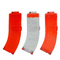 1Pcs Clip Magazine Replacement for Nerf N-strike Elite Series Gun 3 Color