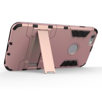 Armor case for iphone 5 / 5s / 6 /6s / 6 plus / 6s plus / 7 / 7 plus with kickstand Shockproof