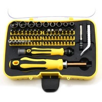 Professional 70 in 1 Precision Screwdriver Repair Tool Kit Set for iPhone, Laptop PC, Smart Phone, Cameras, Watches, Electric Appliances