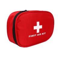First Aid Kit, Colorlife Portable Emergency Survival Bag for Car, Travel, Office, School, Camping Hiking, Office, Hunting, or Any Other Outdoors Activities