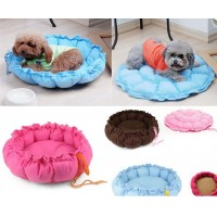 Pet Products Dog Bed Puppy Cushion Cat House Pet Soft Warm Kennel Dog Mat Blanket Pad S size