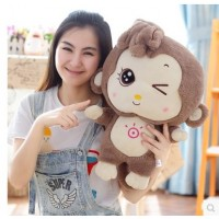 Sun monkey doll mascots plush toys Corporate gifts wedding in the New Year