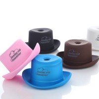 New creative USB Portable ABS Water Bottle Cap cowboy cap Mini Humidifier DC 5V Office or Car Air Diffuser Aroma Mist Maker