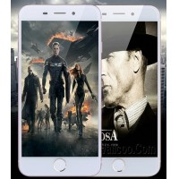 5.0 inch screen ultra-thin, eight-core processor, 4GRAM , 32GBROM memory, body, smartphones, 4G dual card dual standby