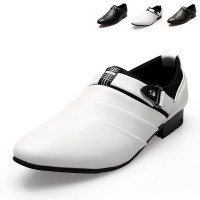 New Fashion Spring Fashion Business Men's Leather Shoes Dresses Wedding Shoes