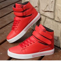 New Arrival Korean Fashion High-tops Shoes,Street Dance Canvas Shoes,High Boots,Men's Sport Shoes