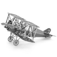 Fokker D - Metal Earth 3D Laser Cut Model (A perfect gift)