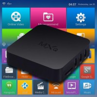 Original MXQ TV BOX Kodi15.2 Amlogic S805 Andoid BOX Quad Core Andorid 4.4.2 Airplay TV Channels Programs XBMC OTT Google Play Store